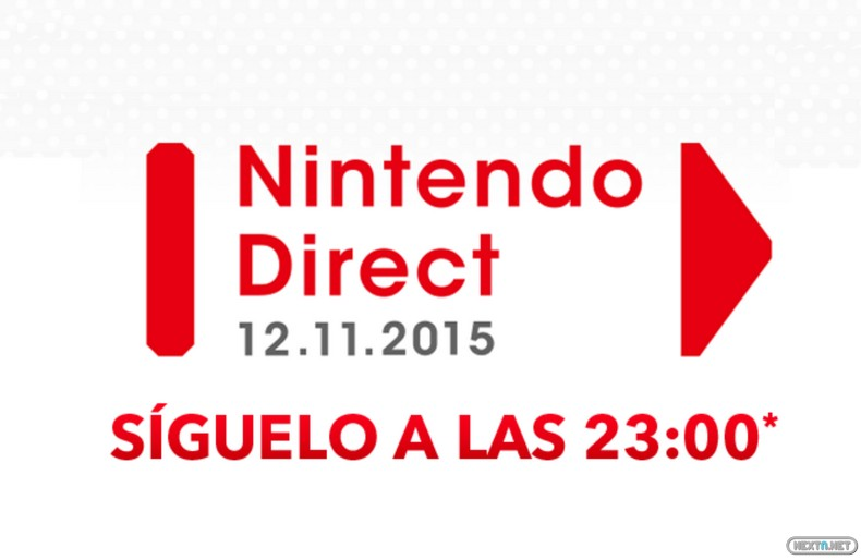 Nintendo Direct 12-11-15