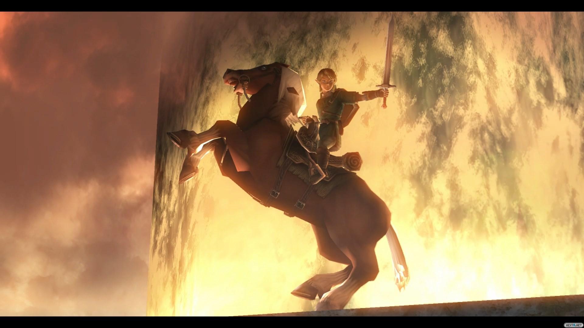 Un Glitch Borra Sombras Se Cuela En Zelda Twilight Princess Hd