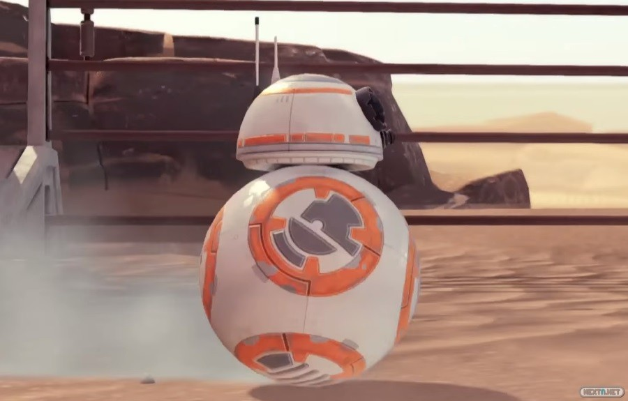 Disney Infinity 3.0 Star Wars BB-8