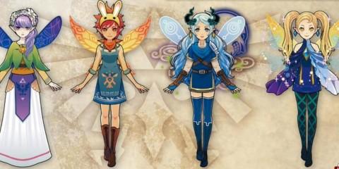 Hyrule Warriors Legends Modo My Fairy