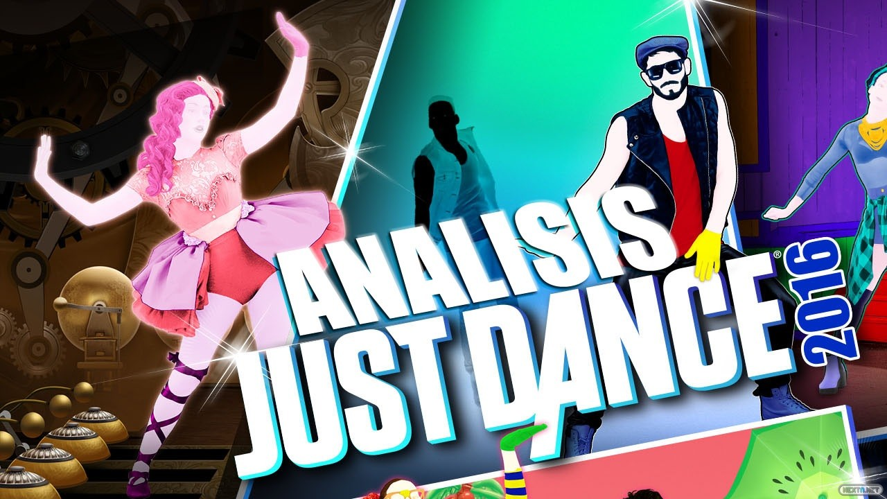 Análisis Just Dance 2016 Review