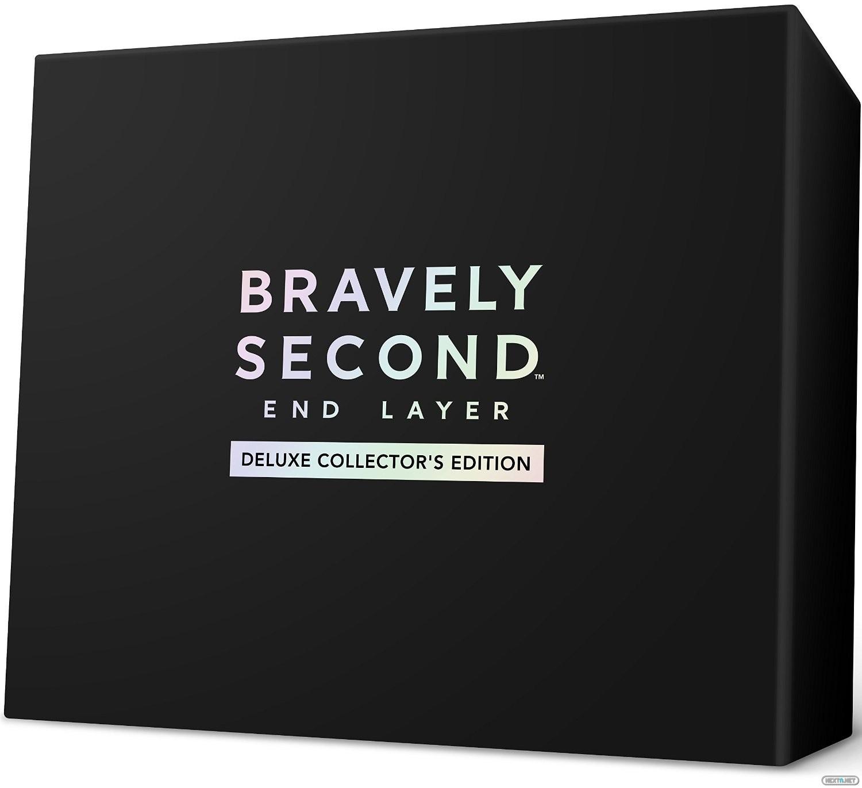 Bravely Second Edición Coleccionista