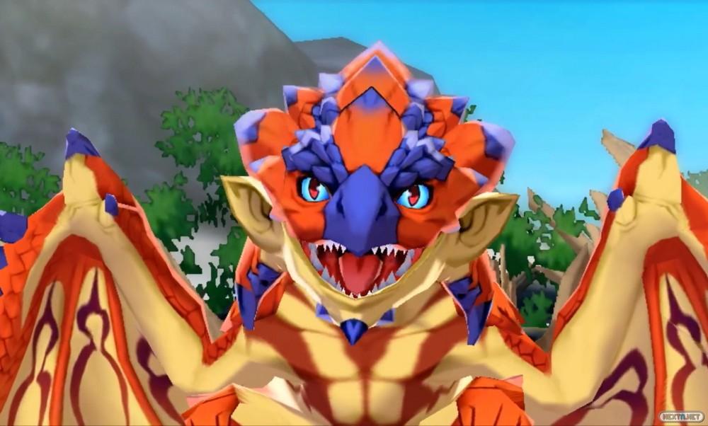 Monster Hunter Stories Rathalos