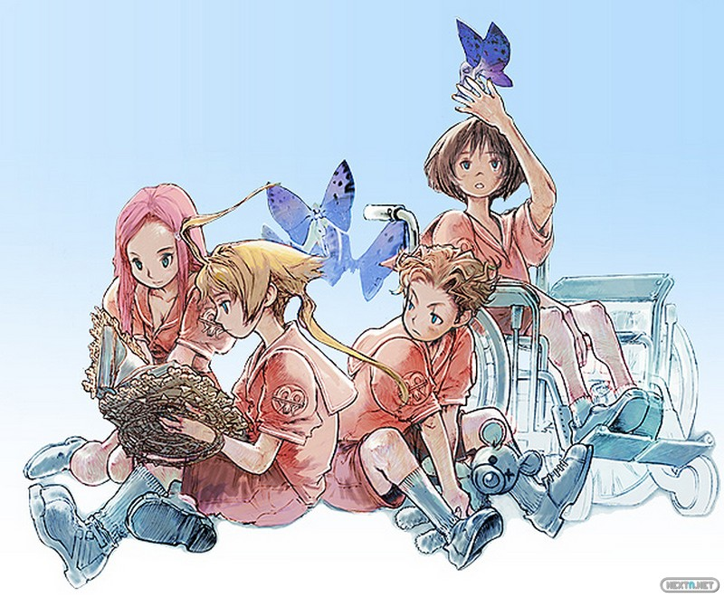 Final Fantasy Tactics Advance art