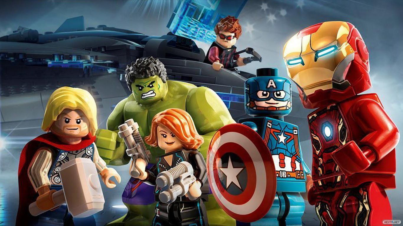 LEGO Los Vengadores