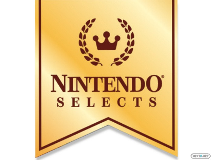 Nintendo Selects línea económica