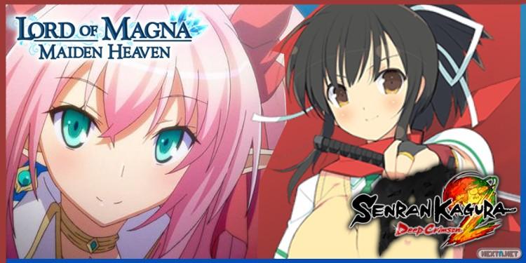 Concurso Marvelous Senran Kagura 2 Lord of Magna ValentiNN