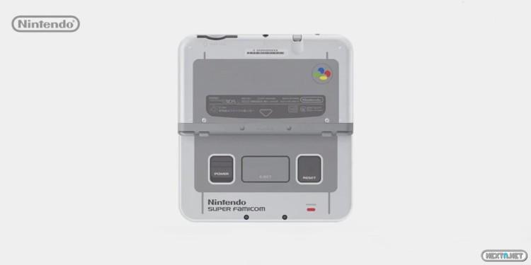 New 3DS Super Famicom Super Nintendo