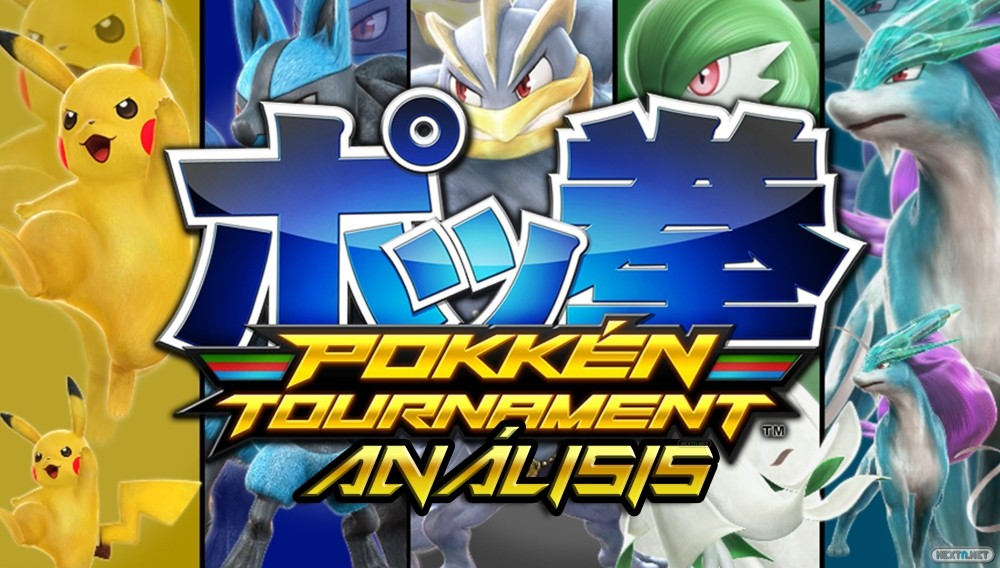 Análisis Review Pokkén Tournament