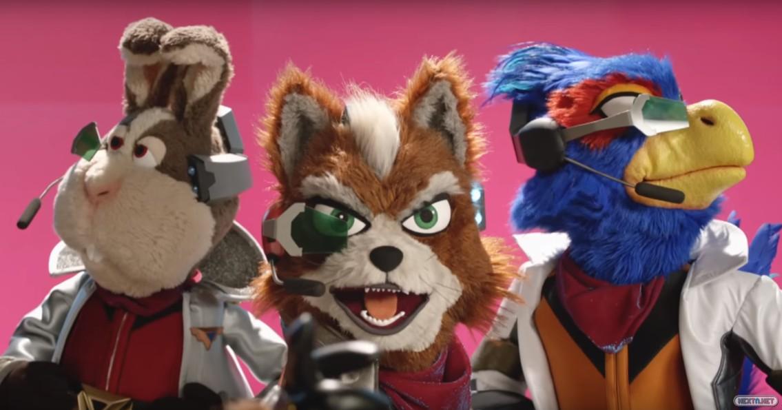 Star Fox Zero marionetas Nintendo Digital Event E3