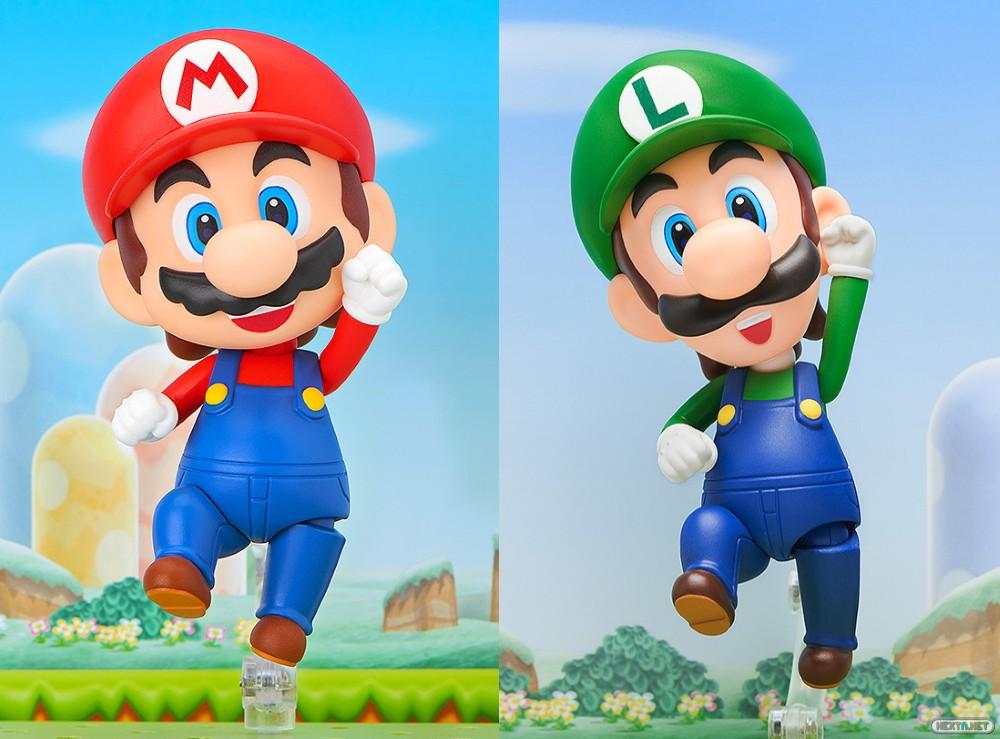 Mario Luigi Nendoroid