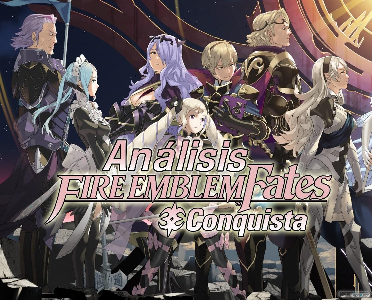 Análisis Fire Emblem Fates Conquista