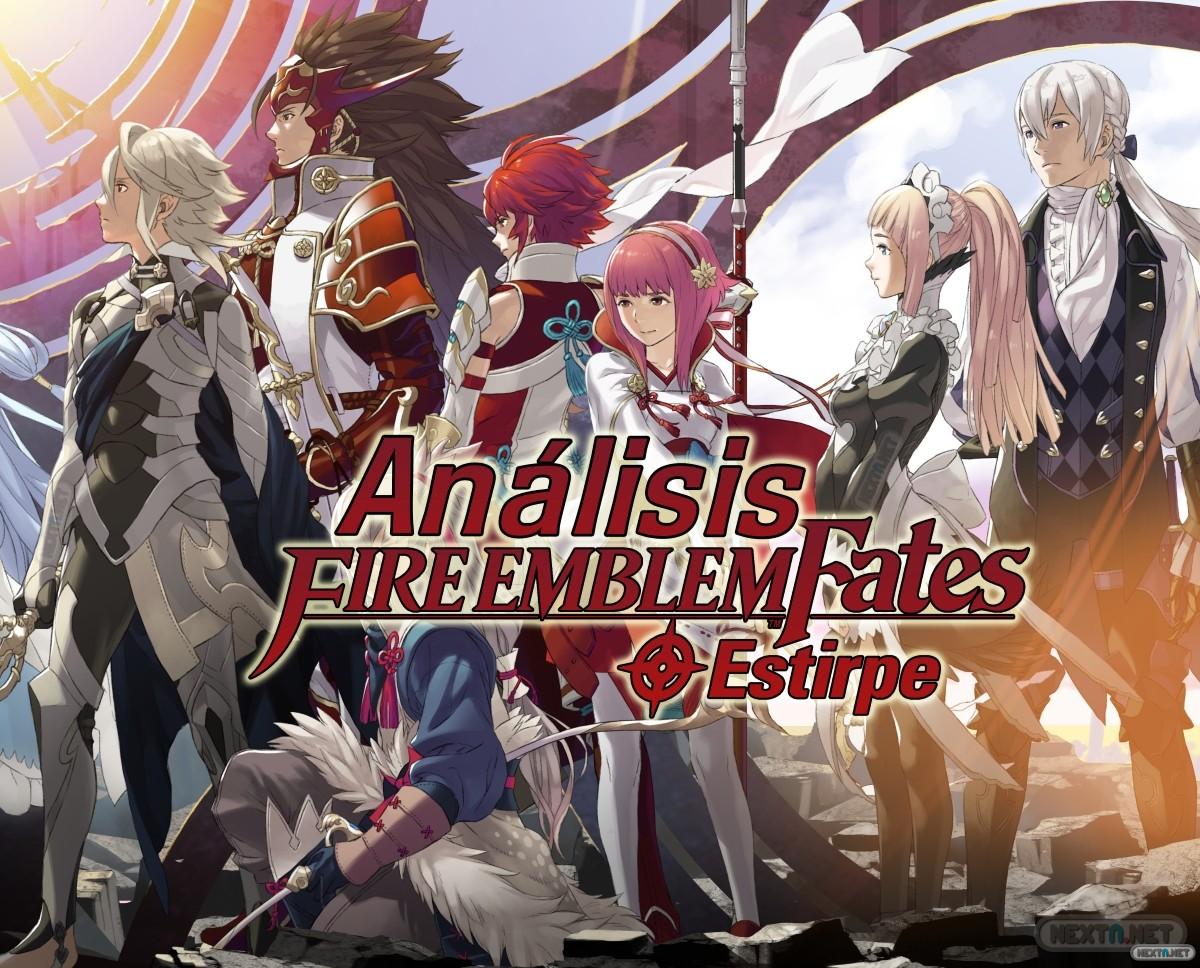 Análisis Fire Emblem Fates Estirpe
