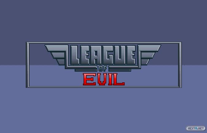 League of Evil Logo