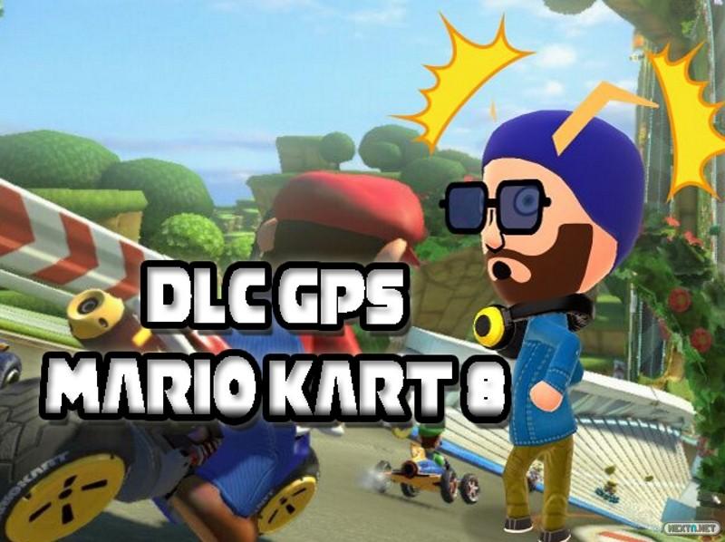 DLC GPS Mario Kart 8