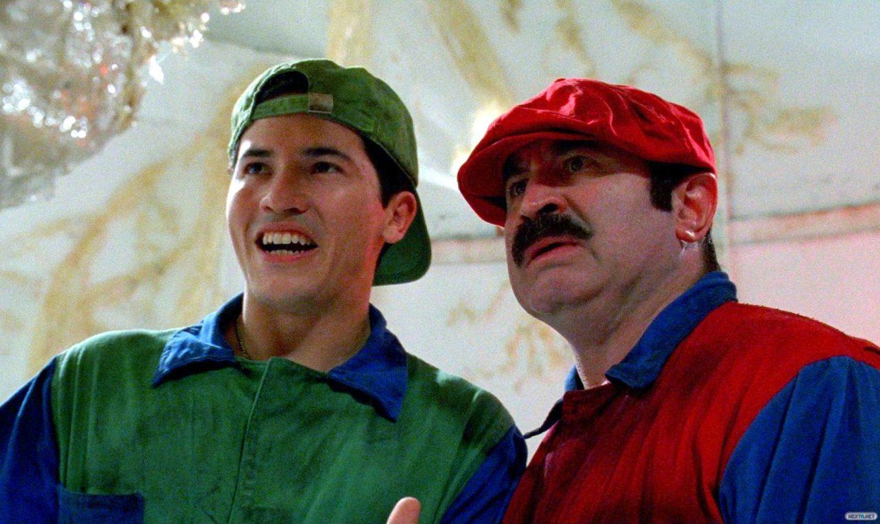 Super Mario Bros. Película