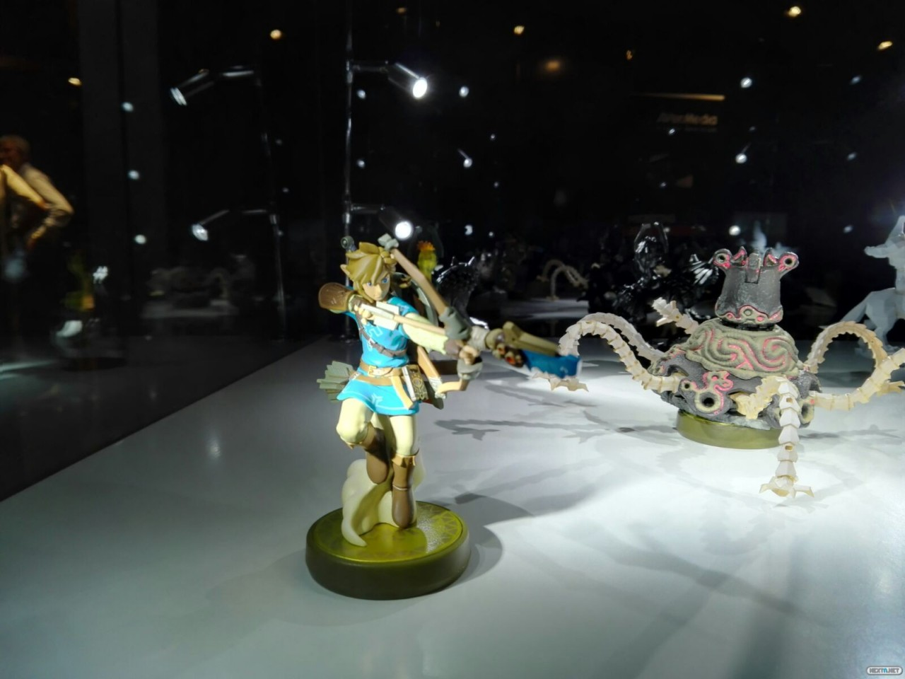 amiibo Zelda Breath of the Wild