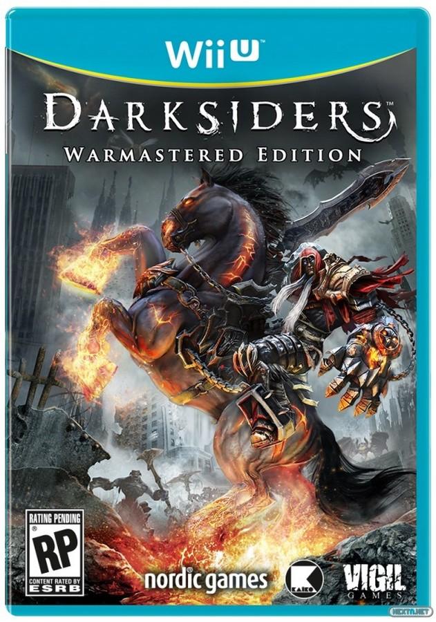 Darksiders Warmastered Edition boxart