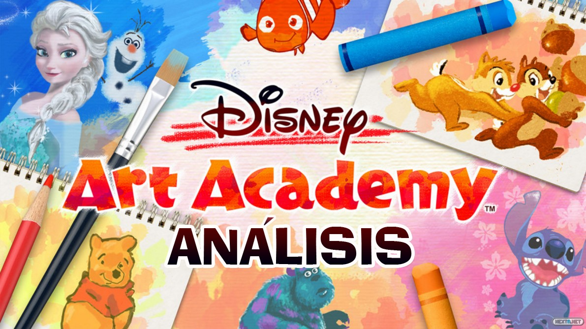 Disney Art Academy Análisis