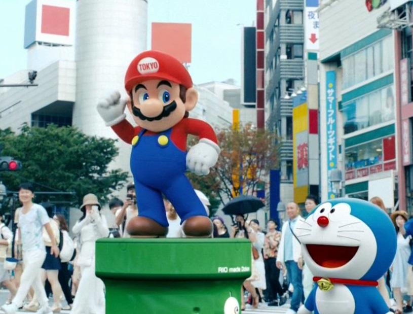 Super Mario JJOO Tokyo 2020