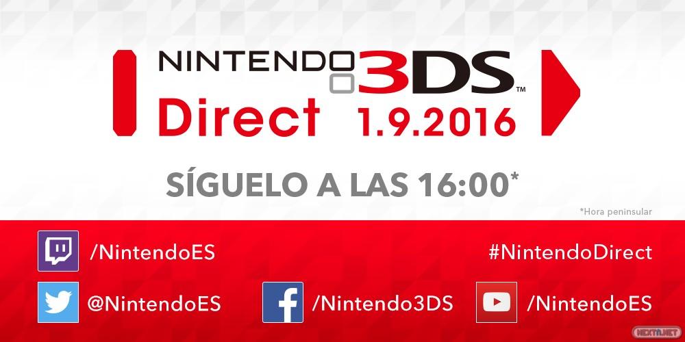 Nintendo Direct 31-08