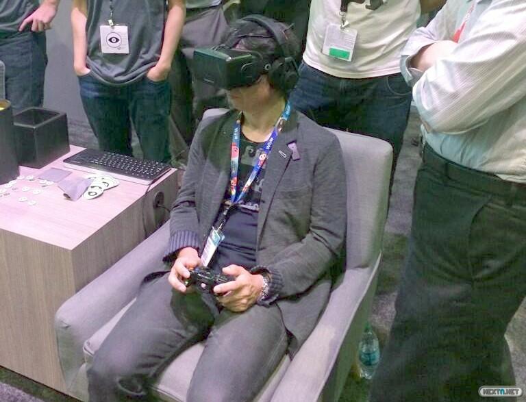 Shigeru Miyamoto Realidad Virtual VR