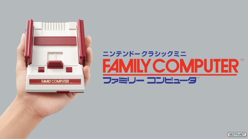 Nintendo Classic Mini: Famicom mini