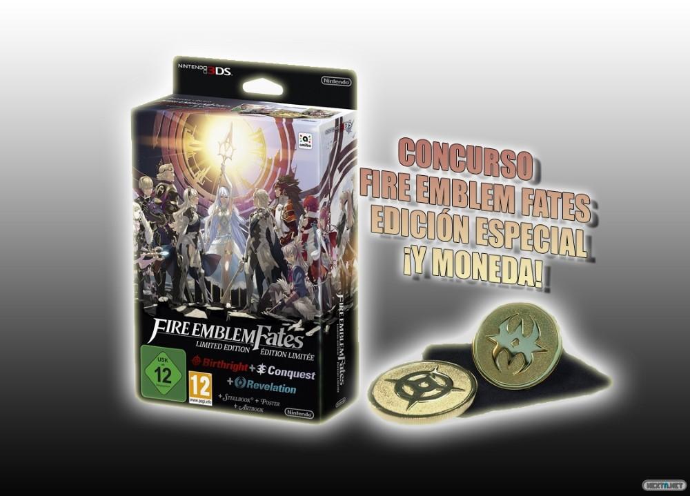Concurso Fire Emblem Fates Edición Especial