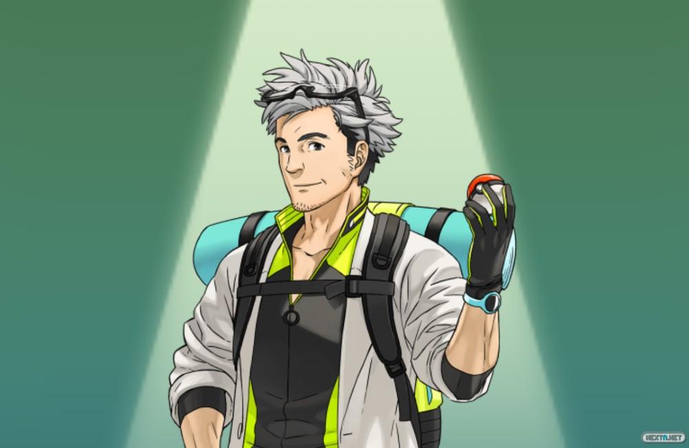 Pokémon GO Profesor Willow