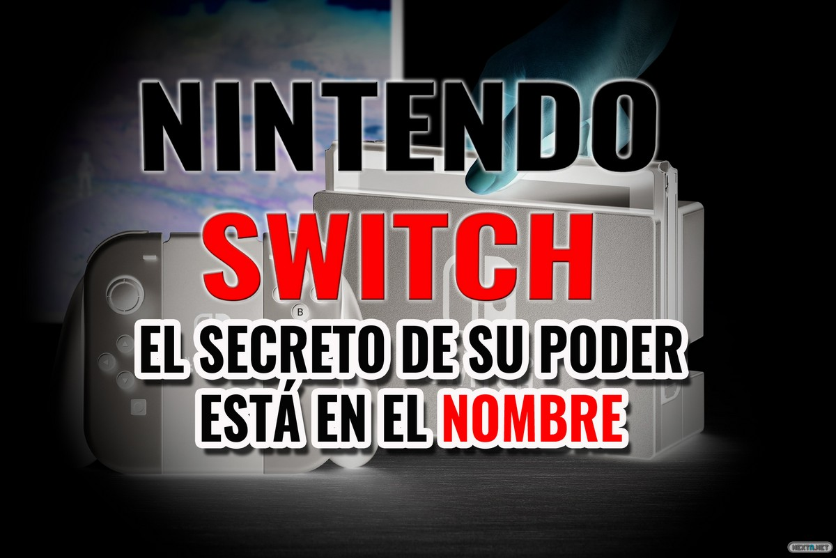 Nintendo Switch nombre secreto poder