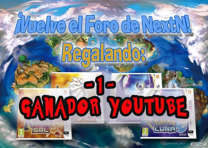 Ganador concurso foro NextN - YouTube