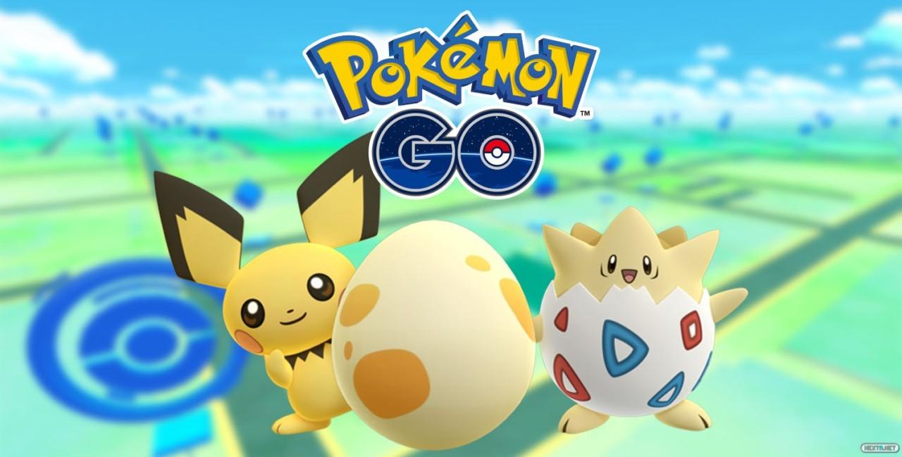 Pokémon GO segunda generación