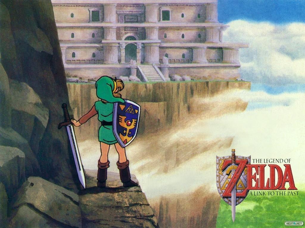 Zelda Link Past