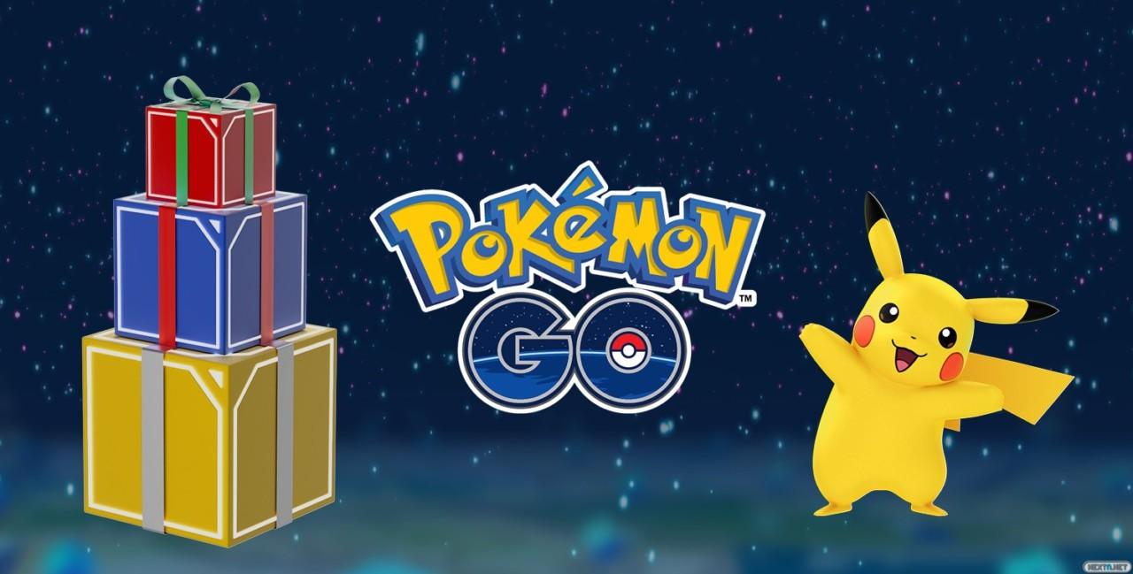 Pokémon GO navidad