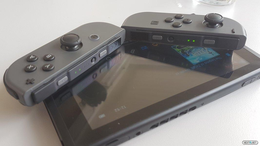 Unboxing Nintendo Switch