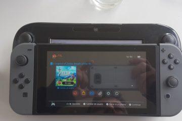 Unboxing Nintendo Switch 35