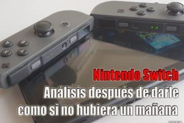 Nintendo Switch análisis