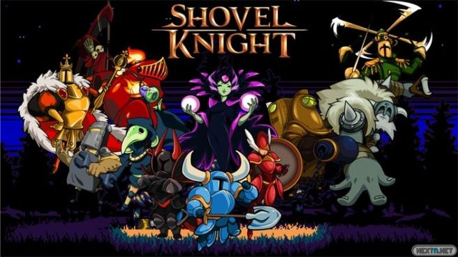 Shovel Knight Yacht Club