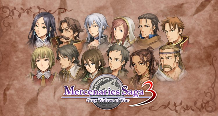 Mercenaries Saga Chronicles Switch
