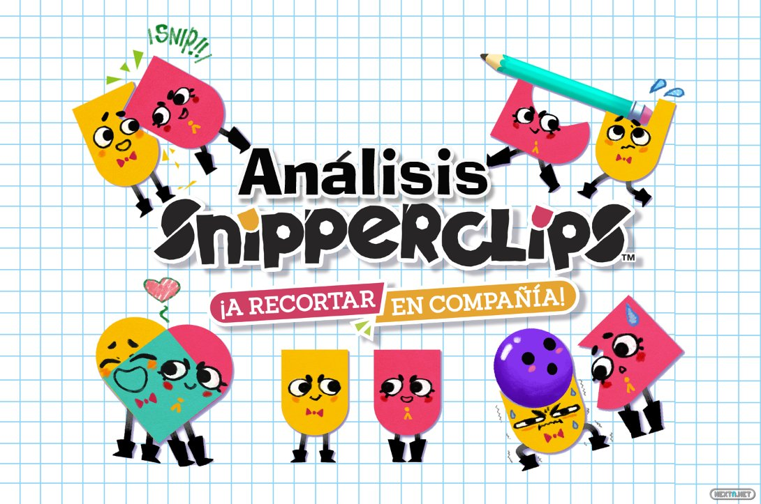 Análisis Snipperclips