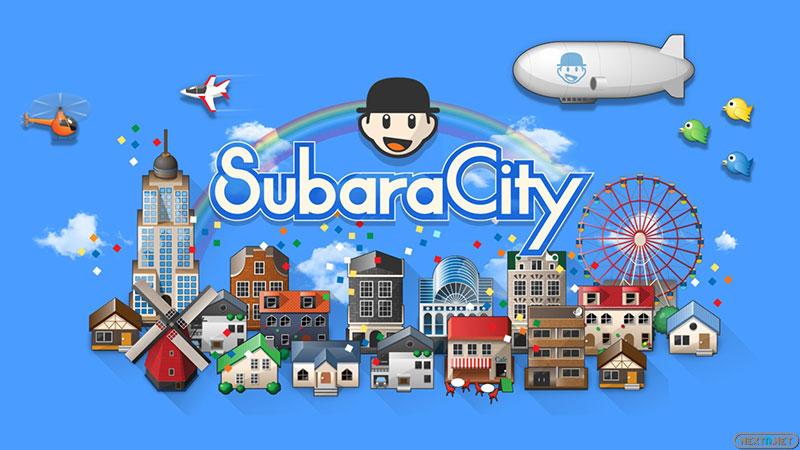 Subara City 3DS