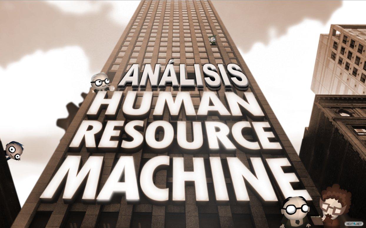 Análisis Human Resource Machine