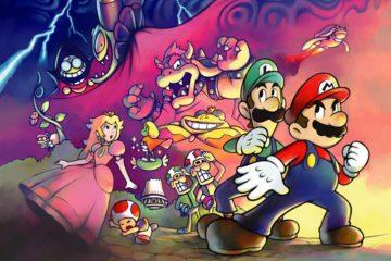 Mario & Luigi Superstar Saga DX