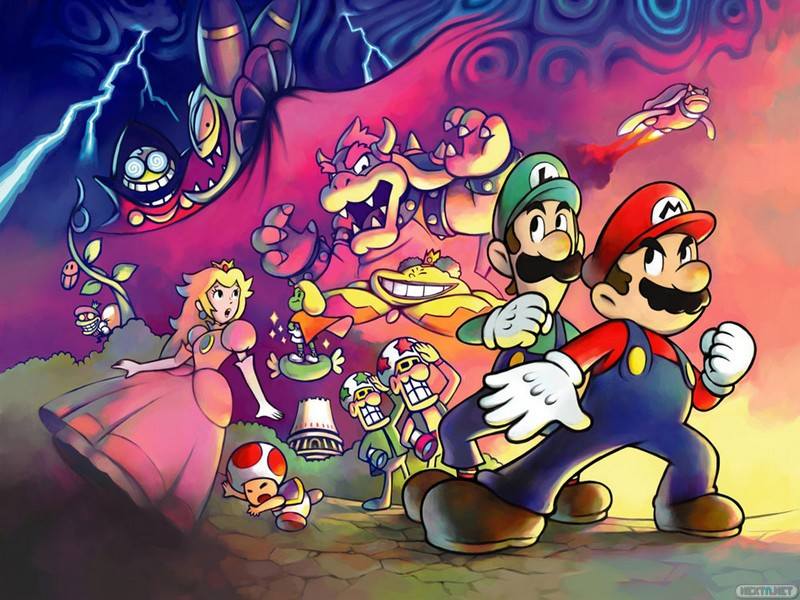 Mario & Luigi Superstar Saga DX