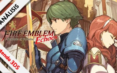 Análisis Fire Emblem Shadows of Valentia