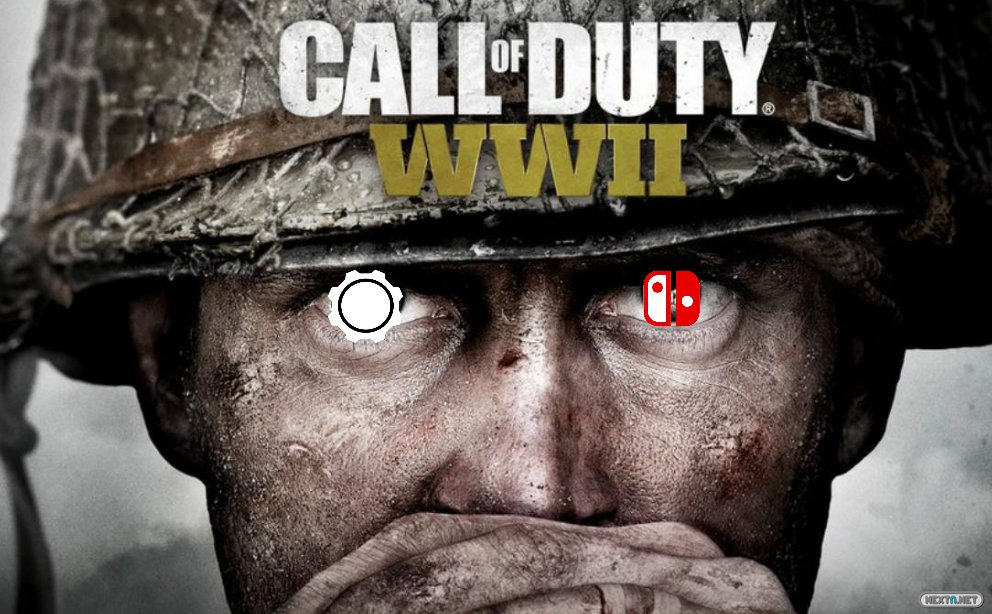 Call of Duty WWII beenox Switch