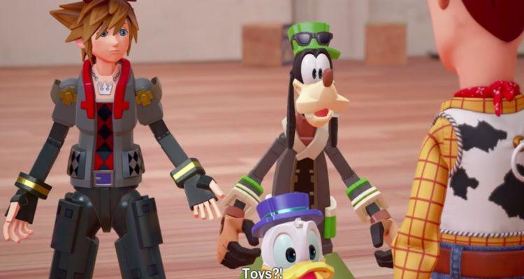 Kingdom Hearts 3 Nintendo Switch