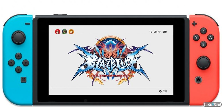 Blazblue Nintendo Switch
