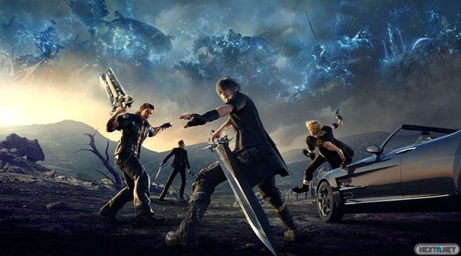 Final Fantasy XV Switch