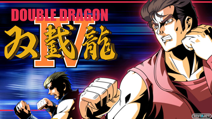 Double Dragon IV Switch